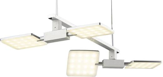 LED-Pendelleuchte 20 W Paulmann NanoLED 70219 Aluminium (gebürstet)