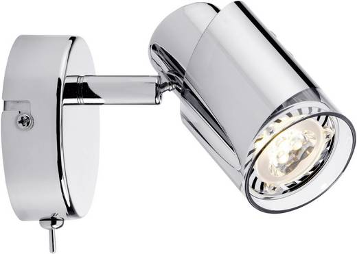 Deckenstrahler LED GU10 3.5 W Paulmann Futura 60178 Chrom