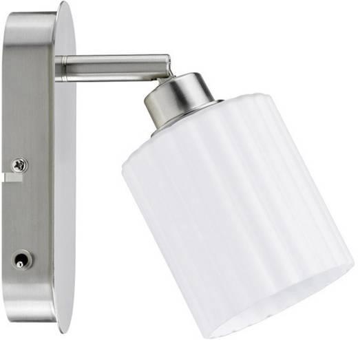 LED-Wandstrahler 3 W Warm-Weiß Paulmann Zylino 60138 Eisen (gebürstet)