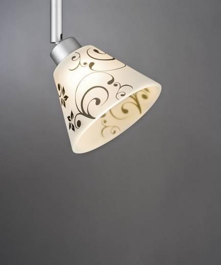 paulmann kegi 60014 lampenschirm wei schwarz. Black Bedroom Furniture Sets. Home Design Ideas