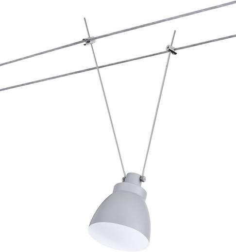 Lampenschirm Paulmann Wolbi 60009 Weiß, Aluminium