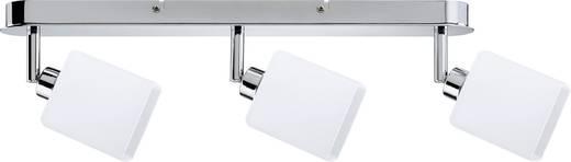 Deckenstrahler Energiesparlampe GU10 27 W Paulmann Quad 60128 Chrom