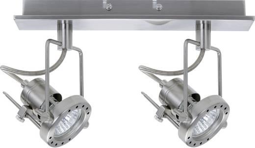 Deckenstrahler Halogen GU10 100 W Paulmann Techno 66169 Eisen (gebürstet)