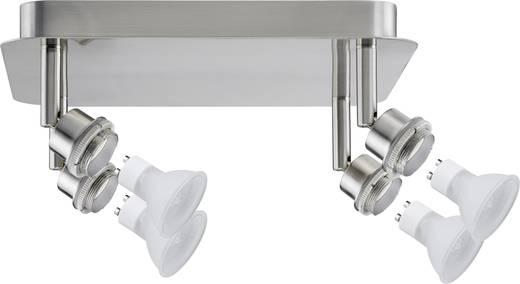 Deckenstrahler Energiesparlampe GU10 160 W Paulmann 60105 Eisen (gebürstet)