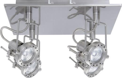 Deckenstrahler Halogen GU10 200 W Paulmann Techno 66172 Eisen (gebürstet)