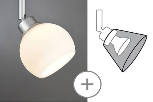 Lampenschirm Paulmann Wolbi 60055 Opal