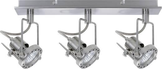 Deckenstrahler Halogen GU10 150 W Paulmann Techno 66170 Eisen (gebürstet)