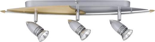Deckenstrahler Halogen GU10 150 W Paulmann Hilke 66213 Aluminium, Holz