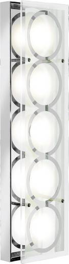 LED-Deckenleuchte 25 W Paul Neuhaus 6155-17 Chrom