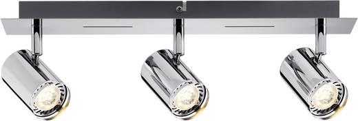 Deckenstrahler LED GU10 10.5 W Paulmann Rondo 60184 Chrom