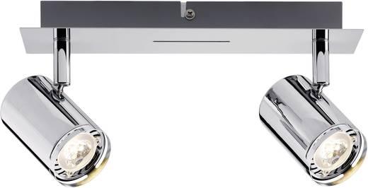 Deckenstrahler LED GU10 7 W Paulmann Rondo 60183 Chrom