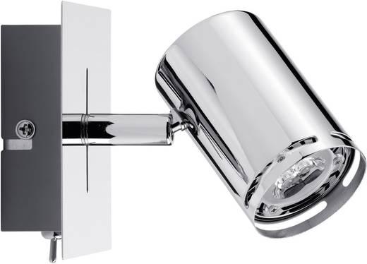 Deckenstrahler LED GU10 3.5 W Paulmann Rondo 60182 Chrom
