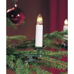 Žiarovka osvetlenie na vianočný stromček Konstsmide vnútorné 2032-000, 230 V, číra, 13.6 m