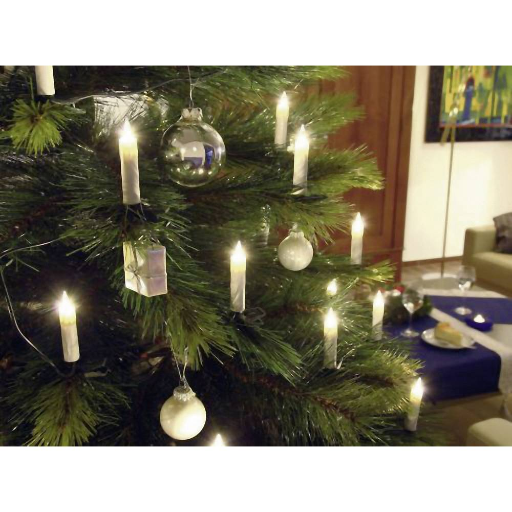 eclairage pour arbre de no l pour l 39 int rieur konstsmide 2039 000 ampoule incandescence clair. Black Bedroom Furniture Sets. Home Design Ideas