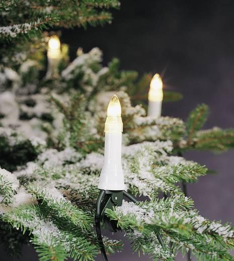 Konstsmide 2002-000 Weihnachtsbaum-Beleuchtung Außen EEK: E (A++ - E) netzbetrieben 20 Glühlampe Kalt-Weiß