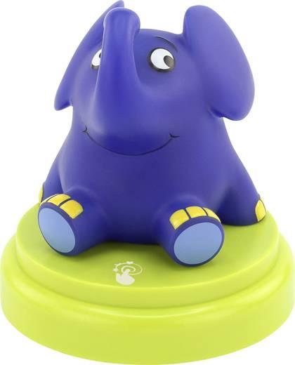 Ansmann Elephant 1800-0017-510 LED-Nachtlicht Elefant LED Blau
