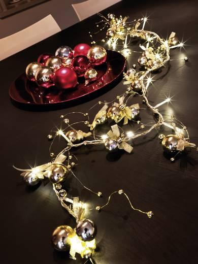 Motiv-Lichterkette Perlen Innen 20 LED Warm-Weiß Beleuchtete Länge: 1.14 m Konstsmide 3190-803