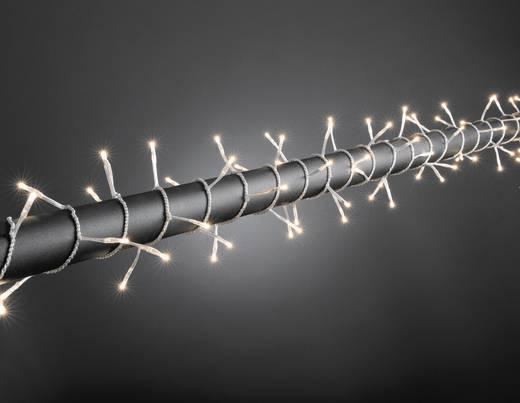 Micro-Lichterkette Außen netzbetrieben 120 Glühlampe Klar Beleuchtete Länge: 5.95 m Konstsmide 2016-003