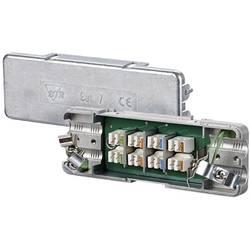 Rozvodný box Metz Connect na kábel s rozmerom - , pólů 8, 1 ks, strieborná