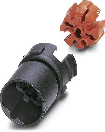 Sensor-/Aktor-Steckverbinder, unkonfektioniert M12 Kontaktträger Polzahl (RJ): 5 Phoenix Contact 1440915 SACC-MCI-M12MS