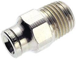 Raccord droit Norgren 101251038 Filetage extérieur: R3/8 Pour Ø de tuyau: 10 mm 1 pc(s)