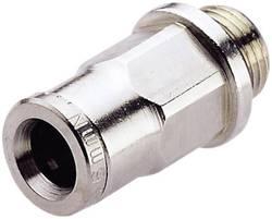 """Raccord droit Norgren 102251028 Filetage extérieur: 1/4"""" Pour Ø de tuyau: 10 mm 1 pc(s)"""