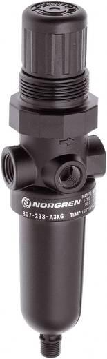 "Norgren Filterregler B07-101-M3KG 1/8"" Druckluft Betriebsdruck (max.) 10 bar"