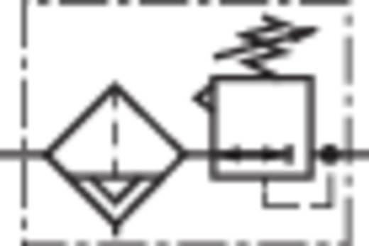 "Filterregler Norgren B07-201-M3KG 1/4"" Druckluft Betriebsdruck (max.) 10 bar"
