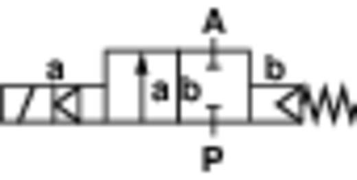 2/2-Wege Mechanischbetätigtes Pneumatik-Ventil Busch Jost 8253100.8001.02400 24 V/DC G 3/8 Nennweite 10 mm Gehäusemateri