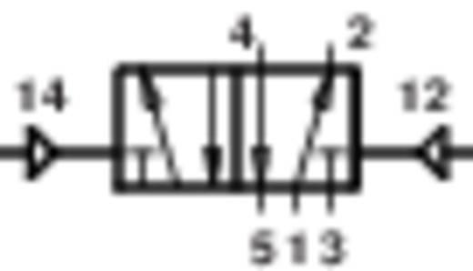 5/2-Wege Mechanischbetätigtes Pneumatik-Ventil Norgren V60A5DDA-X5020 24 V/DC G 1/8 Gehäusematerial Aluminium Dichtungs