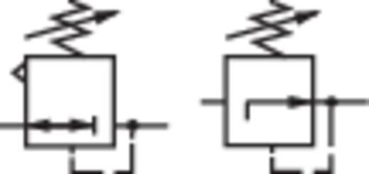 "Druckregler Norgren R72G-2GK-RMN 1/4"" Druckluft Betriebsdruck (max.) 20 bar"