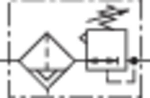 """Filterregler Norgren B74G-4GK-QP3-RMN 1/2"""" Druckluft Betriebsdruck (max.) 10 bar"""