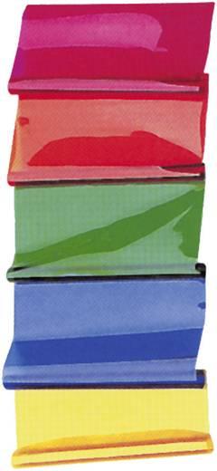 Farbfolienbogen Eurolite Rot Passend für (Bühnentechnik)PAR 36, PAR-56, PAR-64
