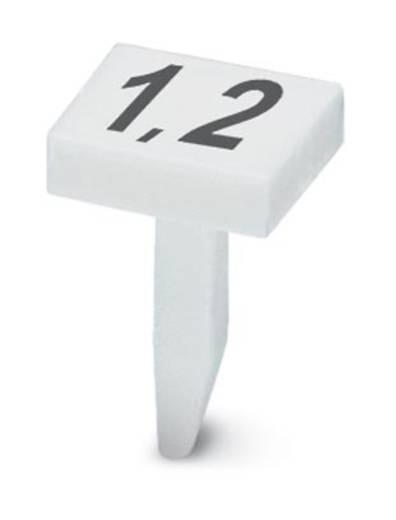 BNB WH:GLEICHE ZAHLEN 1 - Klemmenmarkierung BNB WH: GELIJKE GETALLEN 1 Phoenix Contact Inhalt: 100 St.