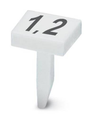 BNB WH:GLEICHE ZAHLEN 2 - Klemmenmarkierung BNB WH: GELIJKE GETALLEN 2 Phoenix Contact Inhalt: 100 St.