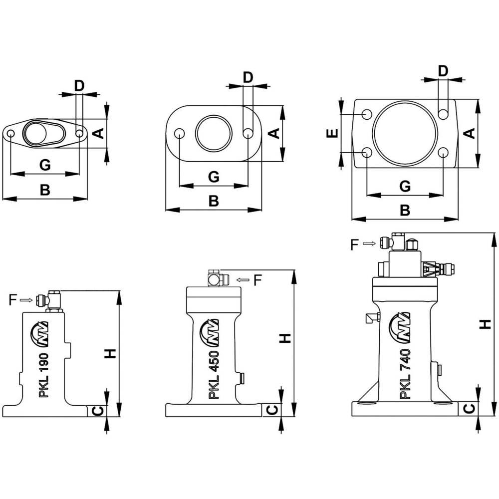 Intervallklopfer Netter Vibration PKL 740/6 6 bar im Conrad Online ...