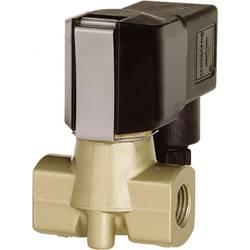 2/2-cestný přímo řízený pneumatický ventil Busch Jost 8251120.9101.23050, G 3/8, 230 V/AC