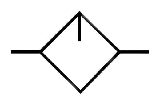 """Nebelöler Norgren Min 07 1/4"""" Druckluft Betriebsdruck (max.) 10 bar"""