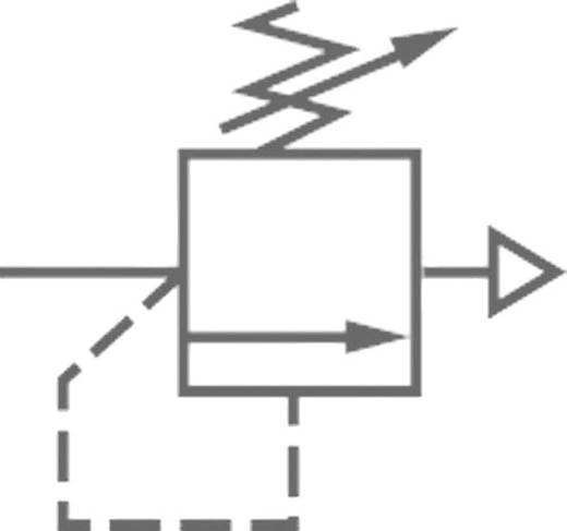 Luftgesteuertes Ventil Norgren V07-200-NNLG G 1/4 Gehäusematerial Zinkdruckguss Dichtungsmaterial NBR
