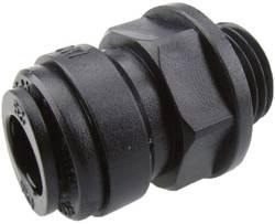 """Raccord droit DM-Fit AMCB0604M Filetage extérieur: 1/4"""" Pour Ø de tuyau: 6 mm 1 pc(s)"""
