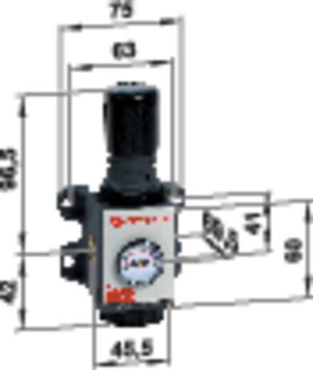Druckregler Norgren EXCELON® PRO Druckluft Betriebsdruck (max.) 12 bar