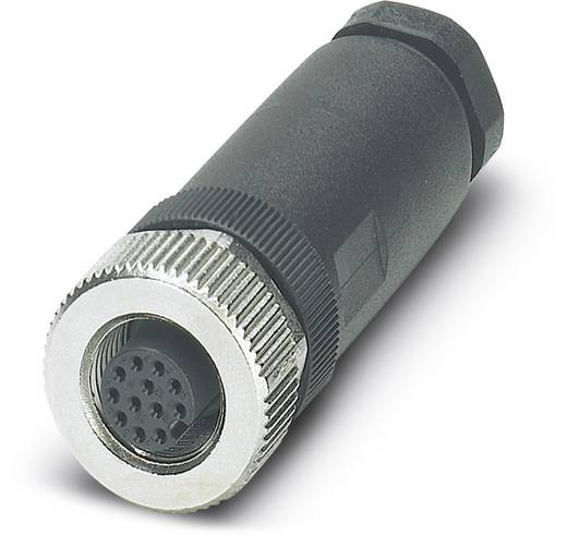 SACC-M12FS-12SOL-PG 9-M - Steckverbinder SACC-M12FS-12SOL-PG 9-M Phoenix Contact Inhalt: 1 St.