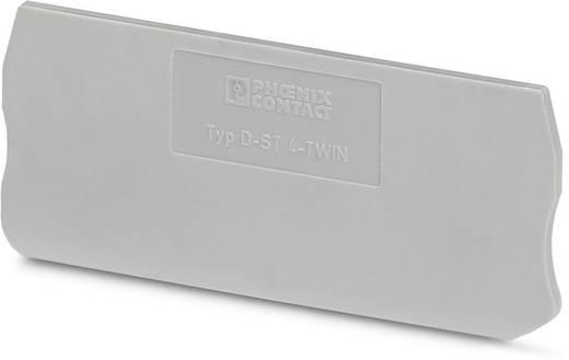 D-ST 4-TWIN - Abschlussdeckel D-ST 4-TWIN Phoenix Contact Inhalt: 50 St.