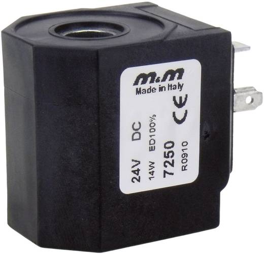Spule M & M International 7201 24 V/AC (max)