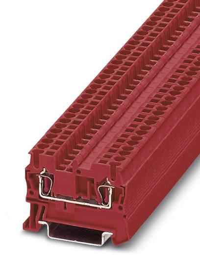 ST 2,5 RD - Durchgangsreihenklemme ST 2,5 RD Phoenix Contact Rot Inhalt: 50 St.