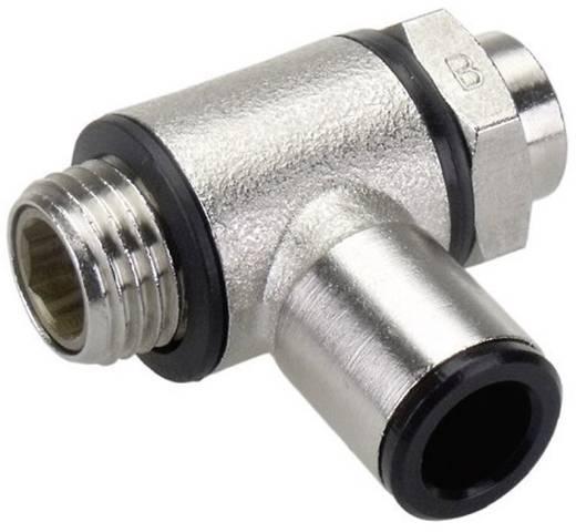 """Drosselrückschlagventil ICH 304808 Außengewinde: 1/4"""" Passend für Rohr-Durchmesser: 8 mm"""