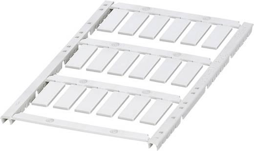 Gerätemarkierung Montage-Art: aufclipsen Beschriftungsfläche: 21 x 8 mm Passend für Serie Geräte und Schaltgeräte Weiß P