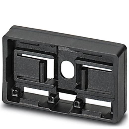 Gerätemarkierung Montageart: aufschieben Beschriftungsfläche: 27 x 15 mm Schwarz Phoenix Contact CARRIER-EMP (27X15) 0827451 80 St.