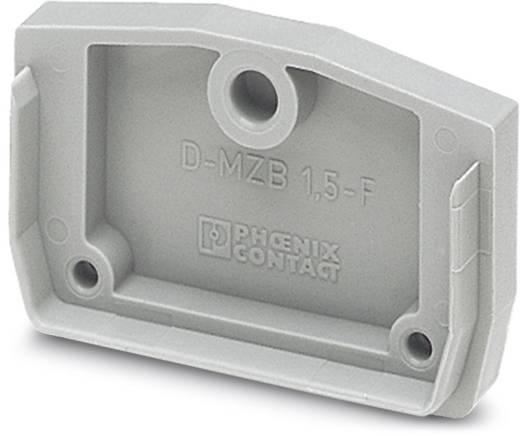 D-MZB 1,5-F - Abschlussdeckel D-MZB 1,5-F Phoenix Contact Inhalt: 50 St.