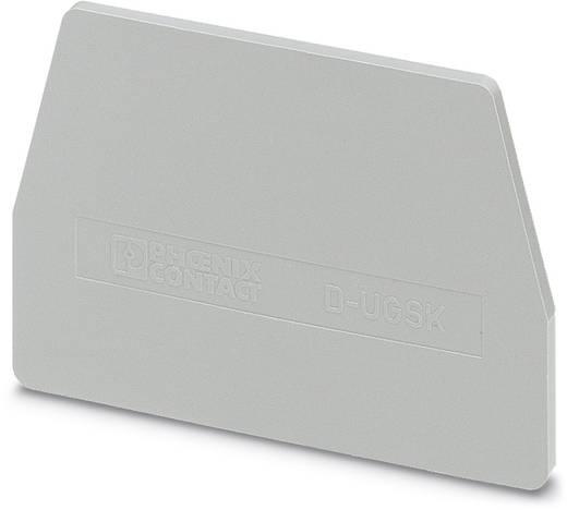 D-UGSK - Abschlussdeckel D-UGSK Phoenix Contact Inhalt: 50 St.